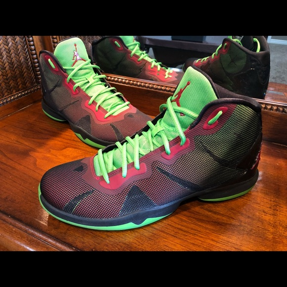 "9a3b97bd634e8 Jordan Other - Nike Air Jordan Super.Fly 4 ""Marvin the Martian"""
